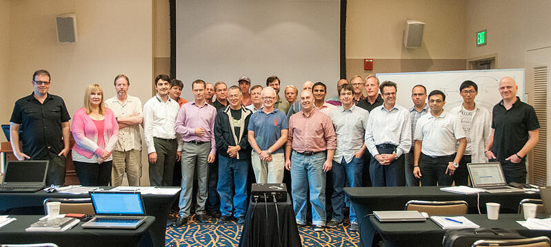 Causal Inference Course Group Photo