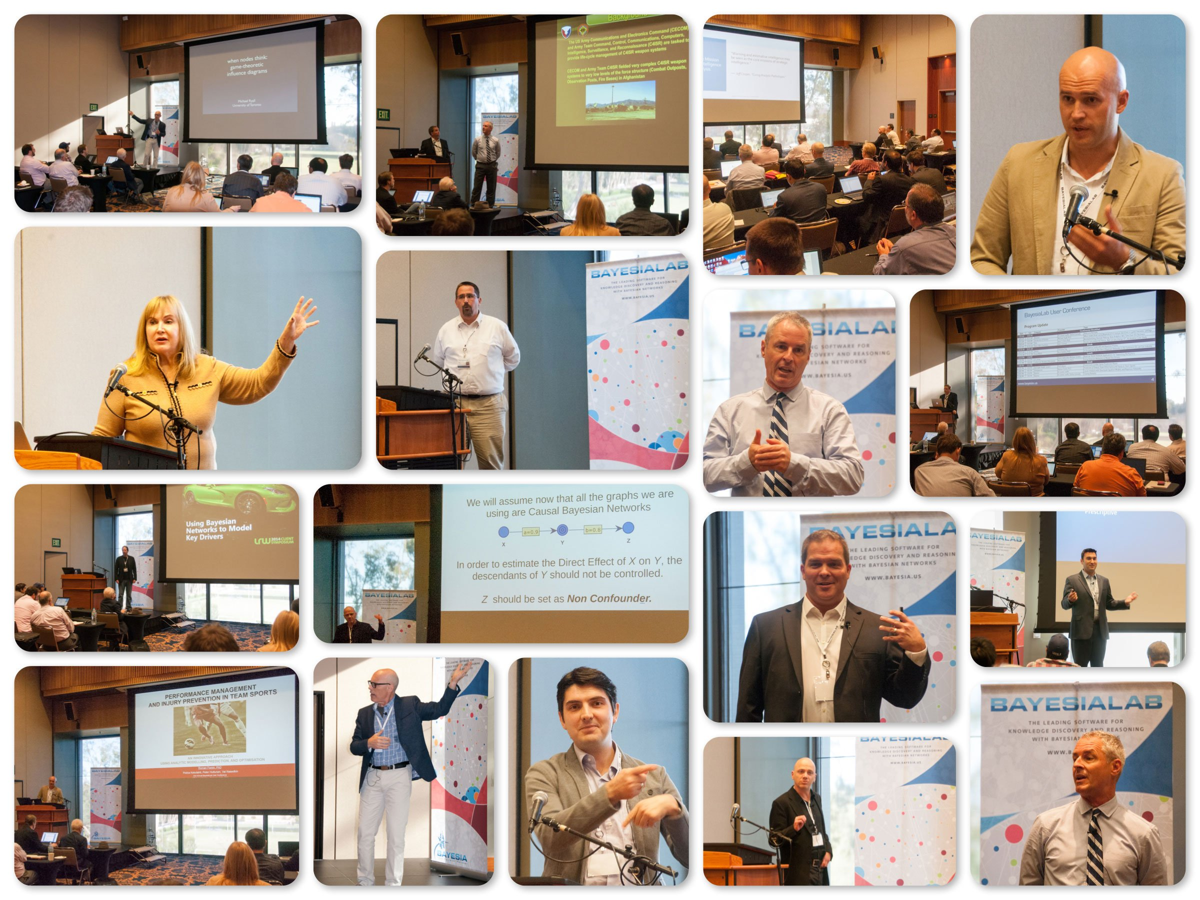 2014-09-BayesiaLab-User-Conference-Collage-high
