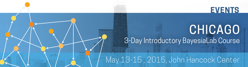 BayesiaLab Course in Chicago