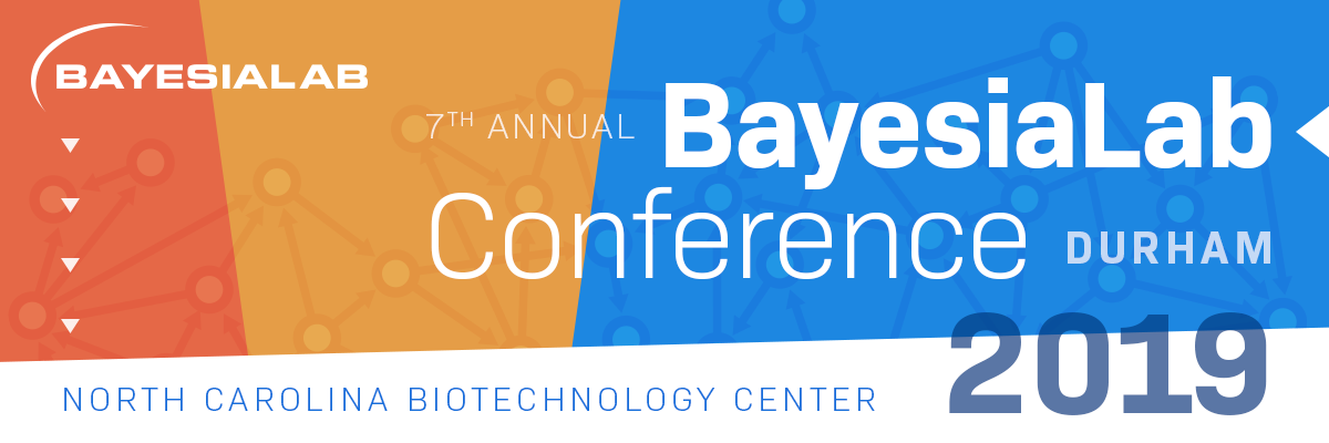 7th Annual BayesiaLab Conference at the North Carolina Biotechnology Center