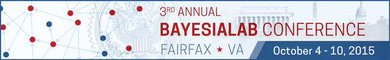 3rd Annual BayesiaLab Conference