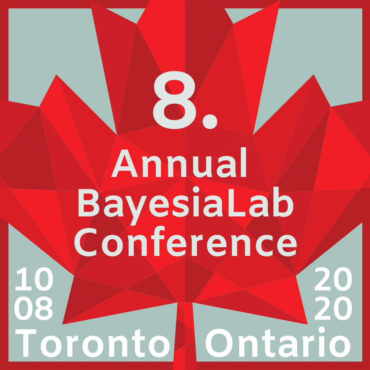 8th Annual BayesiaLab Conference V2