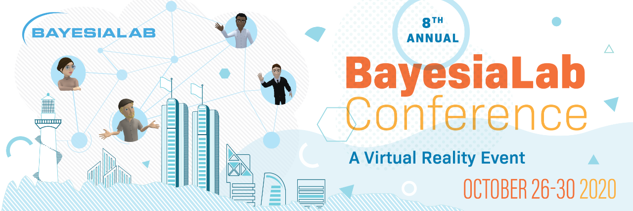 8th Annual BayesiaLab Conference